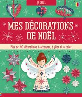 Mes décorations de Noël
