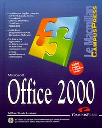 Office 2000 Le Macmillan
