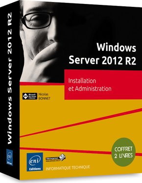 Windows Server 2012 R2 - Coffret 2 livres