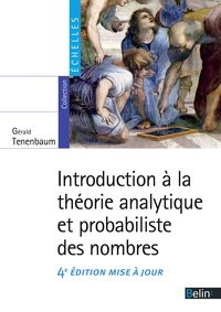 Intro. theorie analyt. et probalbiliste des nombres (ned)