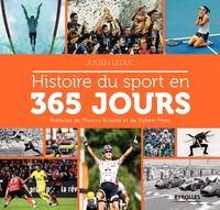 J.Leduc - Histoire du sport en 365 jours