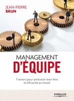 J.-P.Brun - Management d'équipe