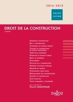 Droit de la construction - 2014/2015