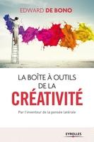 E.de Bono - La boîte à outils de la créativité