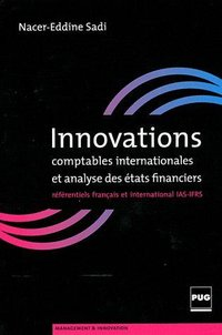 Innovations comptables internationales et analyse des états financiers