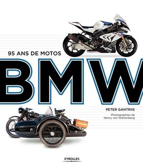 P.Gantriis- 95 ans de motos BMW
