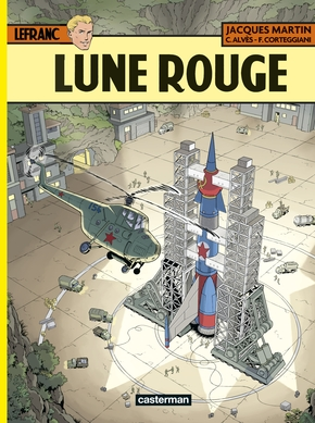 Lefranc - Tome 30 - Lune rouge