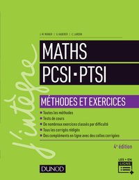 Maths - PCSI, PTSI