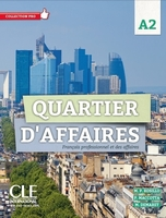 Quartier d'affaires a2 - cahier d'exercices