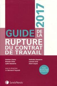 d28e368f060 Guide de la rupture du contrat de travail - 2017 - B.Teyssié ...