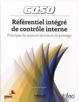 IFACI - Coso - référentiel intégré de contrôle interne