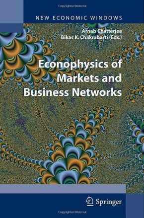 ECONOPHYSICS OF MARKETS AND