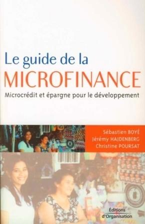 J.Hajdenberg, C.Poursat, S.Boyé- Le guide de la microfinance microcrédit et épargne pour le développement
