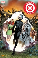 House of x / powers of x n°01: le dernier rêve du professeur x