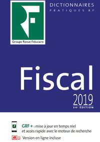 Dictionnaire fiscal 2019