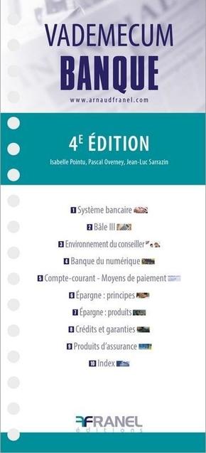 Vademecum Banque Banque 4e Edition Librairie Eyrolles