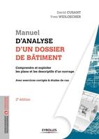 Y.Widloecher, D.Cusant - Manuel d'analyse d'un dossier de bâtiment
