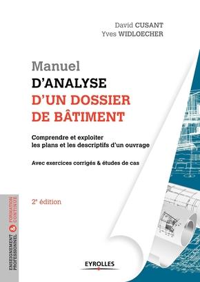 Y.Widloecher, D.Cusant- Manuel d'analyse d'un dossier de bâtiment