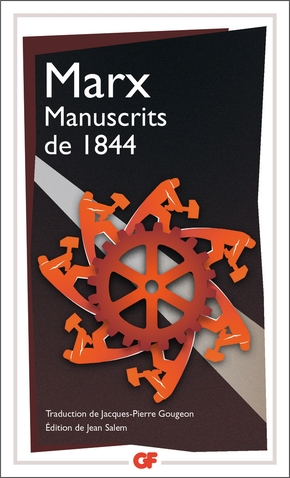 Manuscrits de 1844