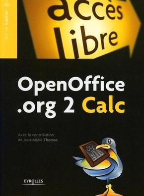 Sophie Gautier, Jean-Marie Thomas- OpenOffice.org 2 Calc