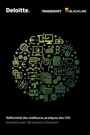 Collectif Deloitte- Référentiel des meilleures pratiques des CFO