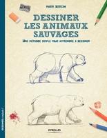 M.Bergin - Dessiner les animaux sauvages