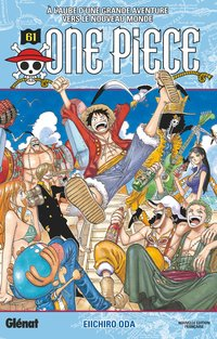 One Piece - Volume 61