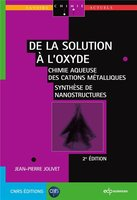 De la solution à l'oxyde (2e édition)