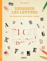 M.Bergin - Dessiner les lettres