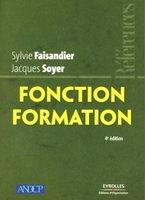 Jacques Soyer - Fonction formation