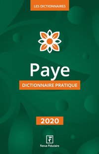 Dictionnaire paye