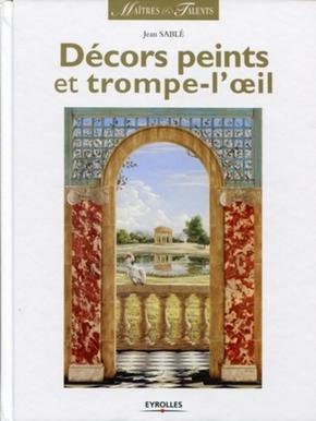 Jean Sablé- Décors peints et trompe-l'oeil