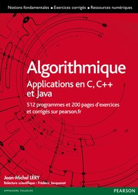 Algorithmique - Applications en C, C++ en Java