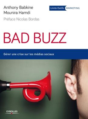 Mounira Hamdi, Anthony Babkine- Bad buzz