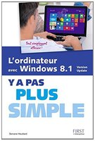 L'ordinateur avec Windows 8.1