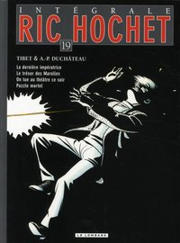 Intégrale ric hochet - Tome 19 - intégrale ric hochet 19