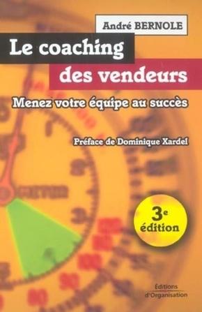 André Bernole- Le coaching des vendeurs