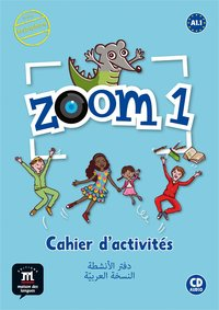 Zoom 1 cahier exercices version arabe