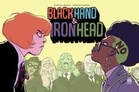 Black hand iron head  - Tome 1