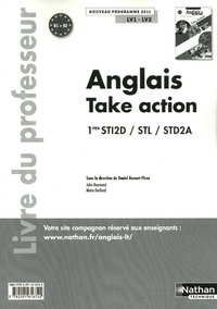 Anglais 1e STI2D-STL-STD2A Take Action