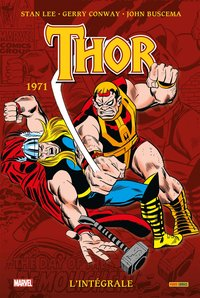 Thor : l'intégrale - Tome 3 (1971)
