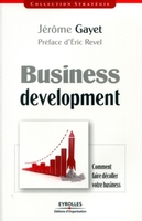 Jérôme Gayet - Business development
