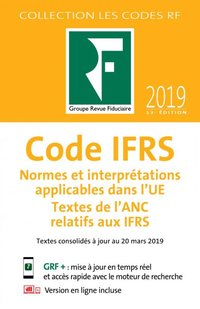 Code IFRS 2019