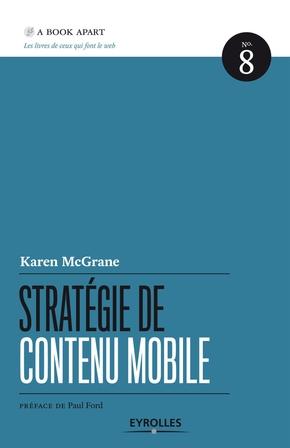Mcgrane, Karen- Stratégie de contenu mobile