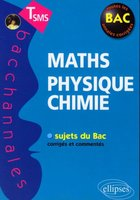 Maths Physique Chimie - Terminale SMS