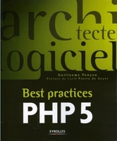 Guillaume Ponçon - Best practices PHP 5