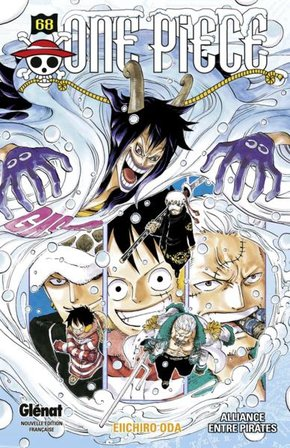 One Piece  - Volume 68