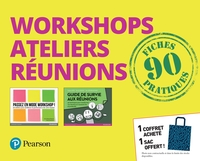 Coffret - Workshops, ateliers, réunions