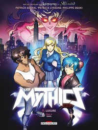 Les mythics - Tome 11