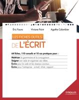 Faure, Eric ; Point, Viviane ; Colombier, Agathe - Les fiches outils de l'écrit